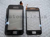 Touch screen (Сенсор) Samsung S5830i black с самоклейкой (TEST OK)
