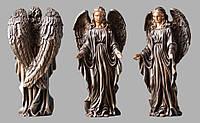 Скульптура ангела из искусственного мрамора № 4 (тонированный)