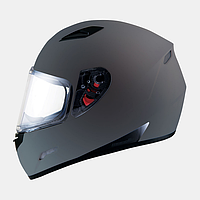 Мотошлем MT-Helmets MUGELLO solid matt titanium