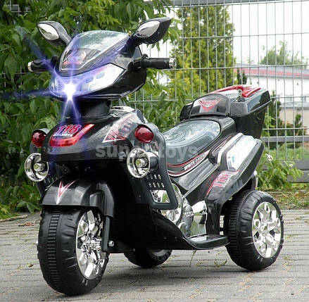 Детский электромобиль-трицикл STRONG 2/ ST-C-031, фото 2