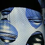 Туніка блакитне плаття нарядне кимано трикотаж 429131, фото 5