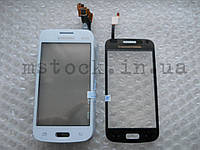 Touch screen (Сенсор) Samsung G350E white с самоклейкой