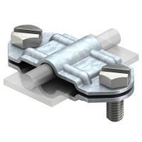 Разделительный зажим для круглых проводников Rd 8-10 и плоских проводников FL 30 (233 8) 5336309