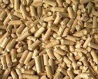 Топливные пеллеты из соломы(топливные гранулы)