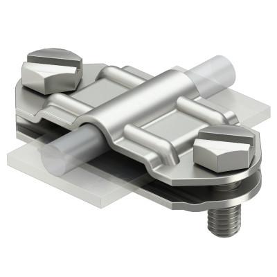 Разделительный зажим для круглых проводников Rd 8-10 и плоских проводников FL 30-40 (233 A VA) 5336457
