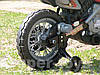 Детский электромобиль мотоцикл Cross Hit/ 014, фото 2