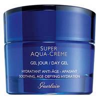 GUERLAIN Дневной гель для лица, шеи и декольте Super Aqua-Creme 50 мл (тестер)