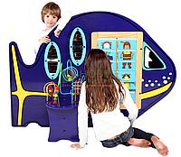 """Игровой развивающий комплекс """"Самолетик"""""""