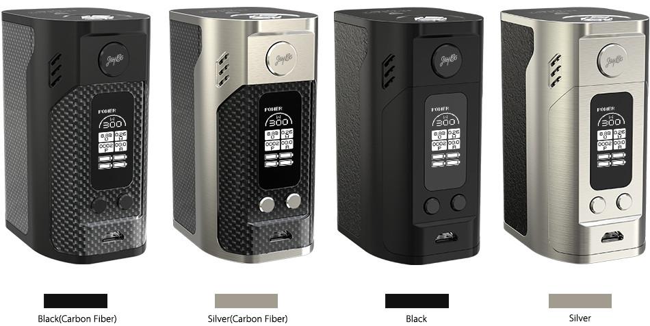 WISMEC Reuleaux RX300W TC - Батарейный блок для электронной сигареты. Оригинал