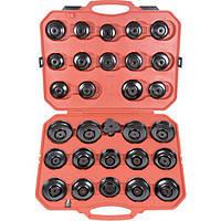 Набор съемников масляных фильтров 30 ед.(крышка) Alloid НС-5026