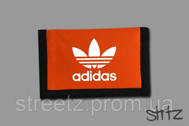 Кошелек Adidas Originals Textile Wallet, фото 2