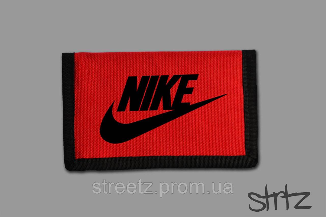 Кошелек Nike Textile Wallet