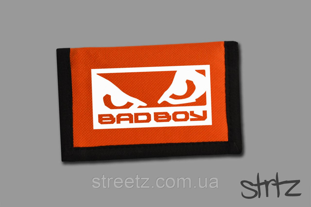 Кошелек BadBoy Island Textile Wallet