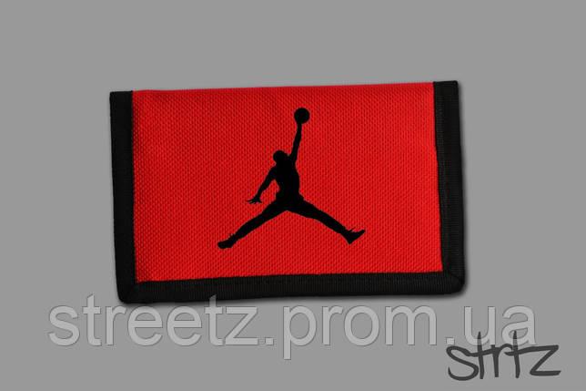 Кошелек Jordan Textile Wallet, фото 2