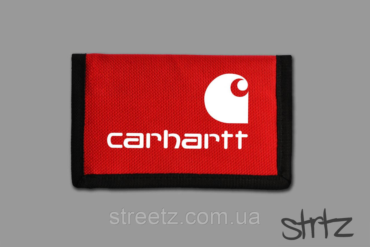 Кошелек Carhartt Textile Wallet