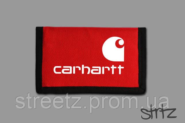 Кошелек Carhartt Textile Wallet, фото 2