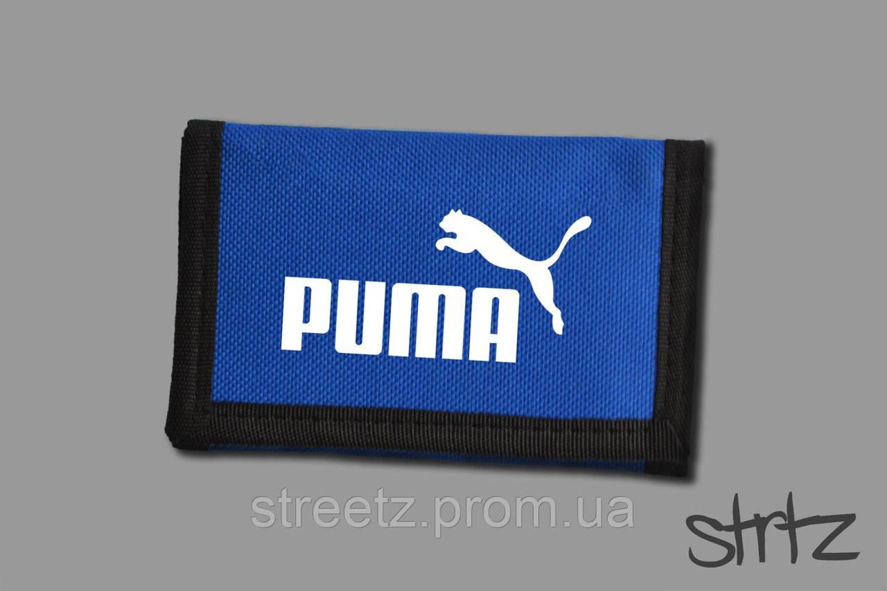 Кошелек Puma Textile Wallet