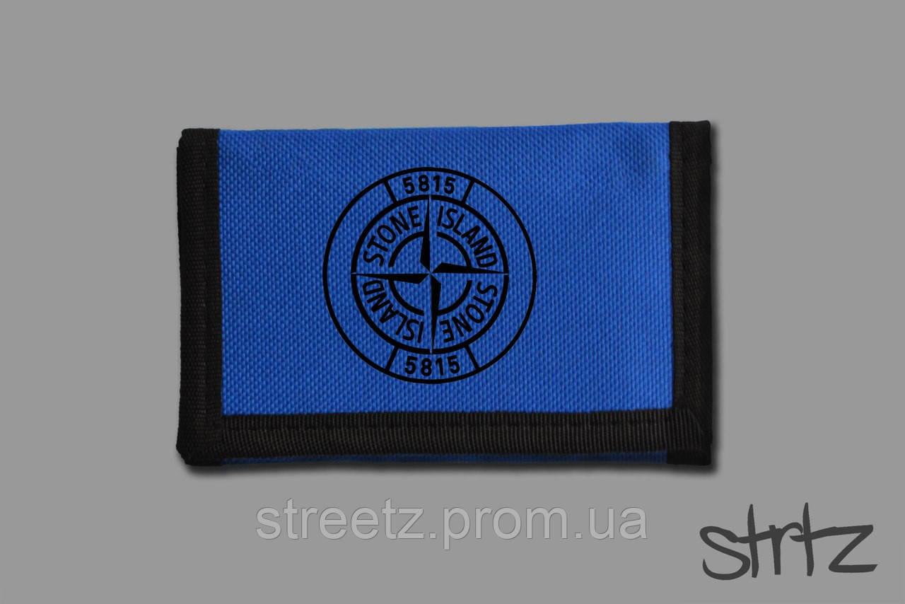 Кошелек Stone Island Textile Wallet