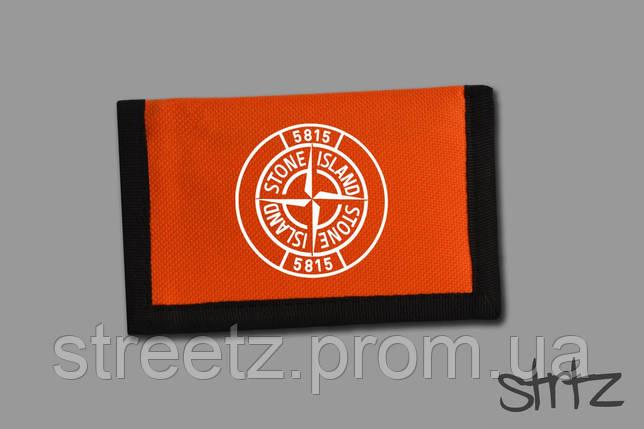 Кошелек Stone Island Textile Wallet, фото 2