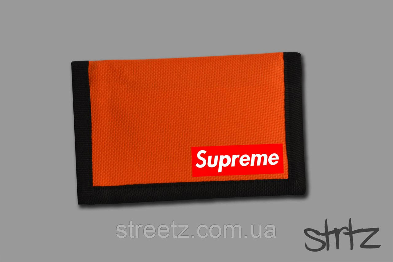Кошелек Supreme Textile Wallet