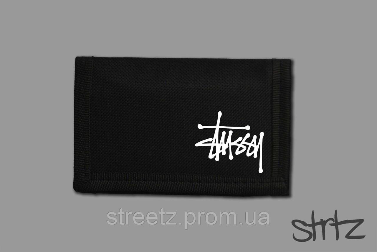 Кошелек Stussy Textile Wallet