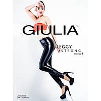 Женские модные облегающие легинсы из искусственной кожи GIULIA LEGGY STRONG model 1  KLG-14