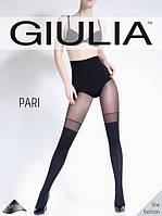 Женские колготы черные GIULIA PARI 60 model 23 KLG-199