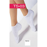 Модные короткие носки женские GIULIA TS - 03  KLG-410