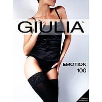 Соблазнительные чулки GIULIA EMOTION 100 KLG-341