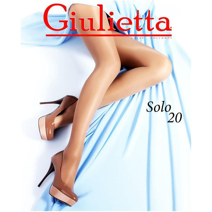 Классические колготки женские GIULIETTA SOLO 20 KLG-122