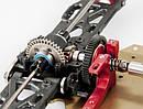 Монстр 1:14 LC Racing MTH бесколлекторный (неокрашенный)                                            , фото 4