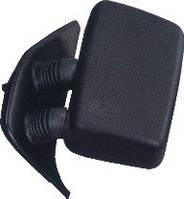 Зеркало левое ручн. выпукл. SHORT ARM -99 PEUGEOT BOXER 94-01