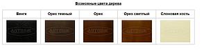 Стеклянный стол для кухни с рисунком ДКС Модерн Антоник, цвет на выбор, фото 2