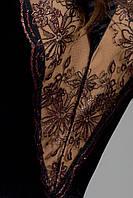 Эротическое секси белье Passion Эротический черный пеньюар Passion BRIDA PEIGNOIR | Секс шоп - интим магазин Импери.