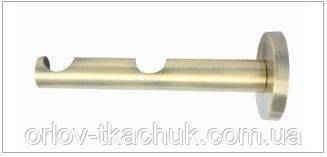 Кронштейн для кованного карниза Цилиндр-2 16 диаметр