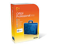 Microsoft Office 2010 Pro 32/64Bit Russian PC Attach Key (269-14853)