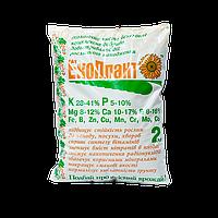 """""""ЭкоПлант"""", 2кг. Комплексное минеральное удобрение растительного происхождения с микроэлементами"""