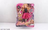 """Кукла типа """"Барби""""Парикмахер"""" плойки,бигуди,аксесс, в кор.25*8*34см ()"""