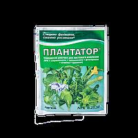 Комплексное удобрение с микроэлементами, аминокислотами, фитогормонами и витаминами для завязи Плантатор NPK 0