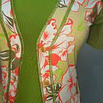 Кардиган цветной жакет накидка лето на пуговицах 42,44,46, фото 2