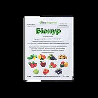 Бионур. Натуральное удобрение органической природы - источник элементов питания, стимулятор роста 10мл