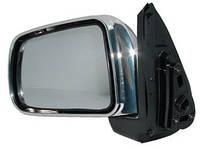 Зеркало левое электро хром. выпукл. HONDA CRV 97-01