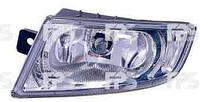 Фара передняя противотум. -09 HB4 ( БЕЗ решетки) HONDA CIVIC 06- SDN