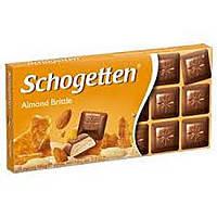 Шоколад Schogetten Almond Brittle100г