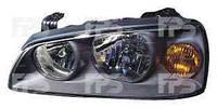 Фара передняя левая сторона H1+H7 электро HYUNDAI ELANTRA 04-06