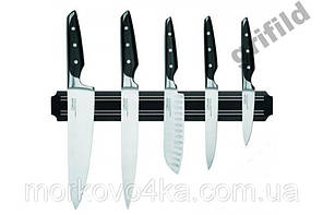 Магнитный держатель для ножей 33см магнитная рейка