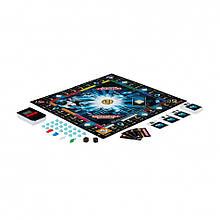 Настольная игра «Monopoly» (B6677) Монополия с банковскими картами (обновленная)