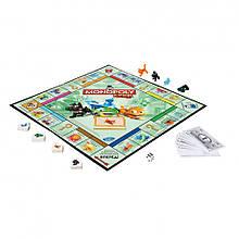 Настольная игра «Monopoly» (A6984) Моя первая монополия