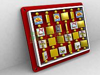 Игровая настенная панель «Запоминайка»