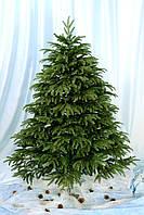 Искусственная новогодняя Ёлка 210см ( ель ) 2.1м литая Альпийская